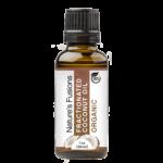 30 ml, 1 oz bottle fractionated coconut oil