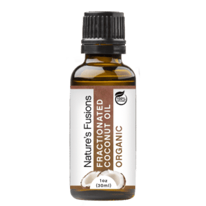 Fractionated Coconut Oil - 30ml