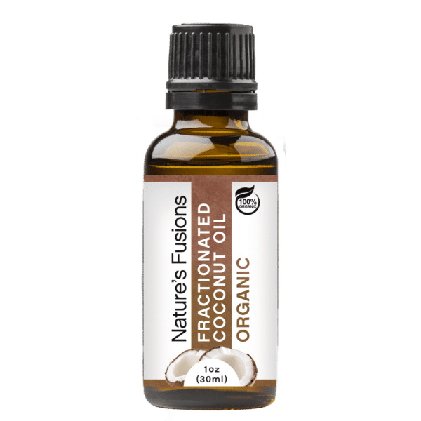 Fractionated Coconut Oil - 30ml