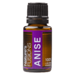 15 ml bottle of anise essential oil