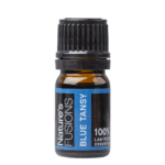 5 ml bottle of blue tansy essential oil