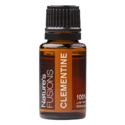 15 ml bottle of clementine essential oil