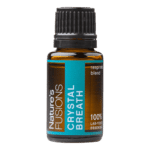 15 ml bottle of Crystal Breath essential oil