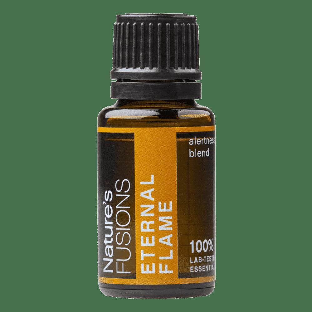 15 ml bottle of Eternal Flame essential oil