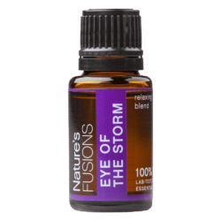 15 ml bottle of Eye of the Storm essential oil