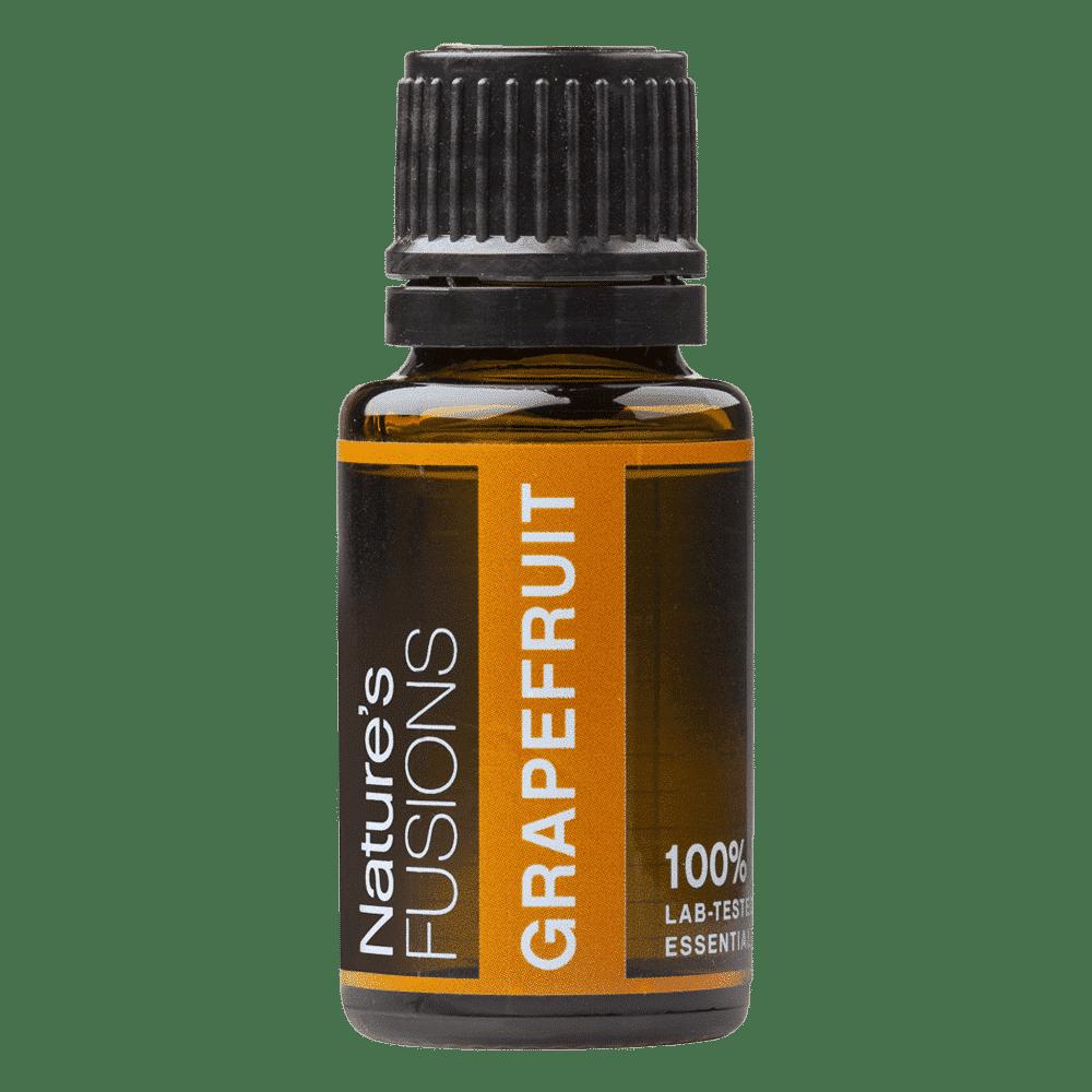 15 ml bottle of grapefruit essential oil
