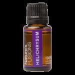 15 ml bottle of helichrysum essential oil