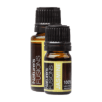 A 5 and 15 ml bottle of jasmine essential oil