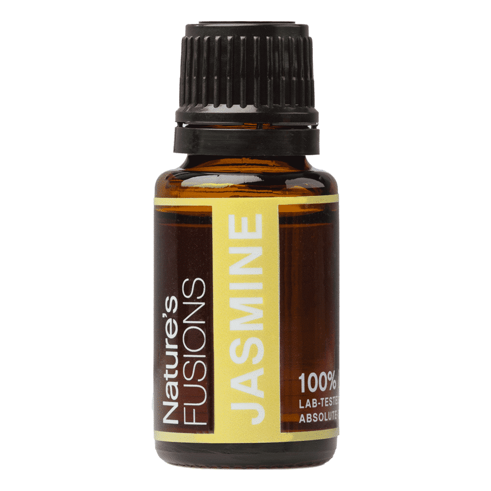15 ml bottle of jasmine essential oil