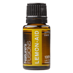 15 ml bottle of Lemon-Aid essential oil