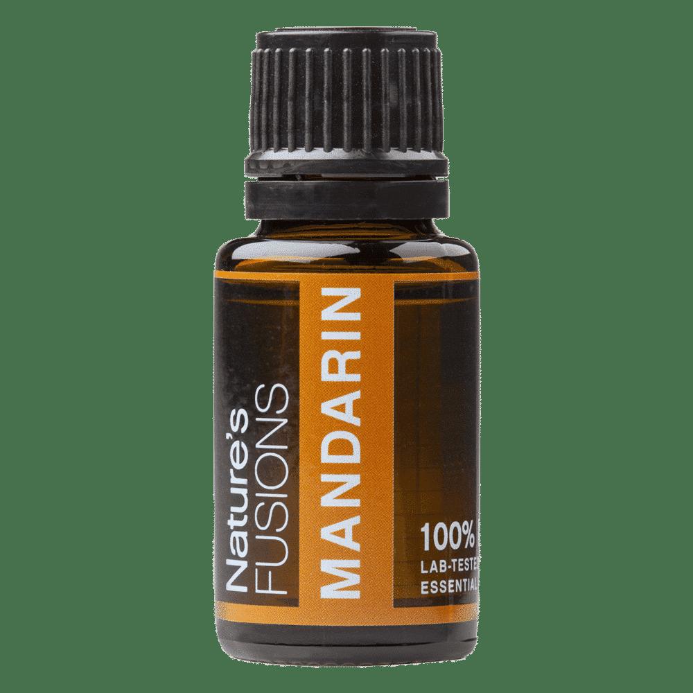 15 ml bottle of mandarin essential oil