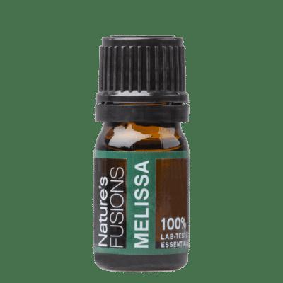 5 ml bottle of melissa essential oil