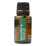 15 ml bottle of Nature's Shield essential oil
