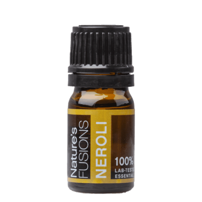 5 ml bottle of neroli essential oil