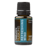 15 ml bottle of Refreshing Wind essential oil