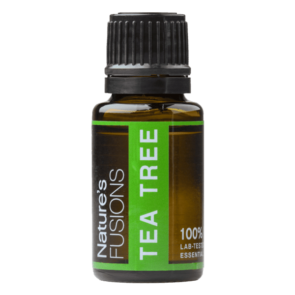 15 ml bottle of tea tree essential oil