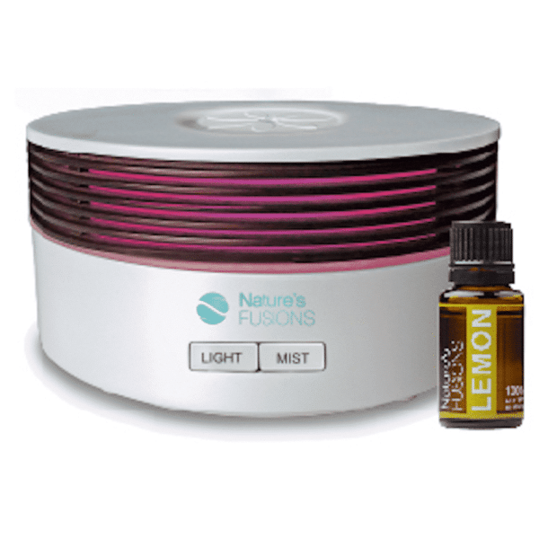 AromaMist Diffuser (+ A free bottle of Lemon!)