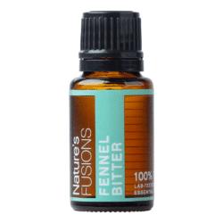 15 ml bottle fennel bitter essential oil